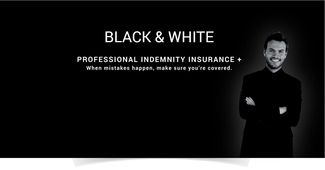 Professional Indemnity Insurance Pi Insurance Black White