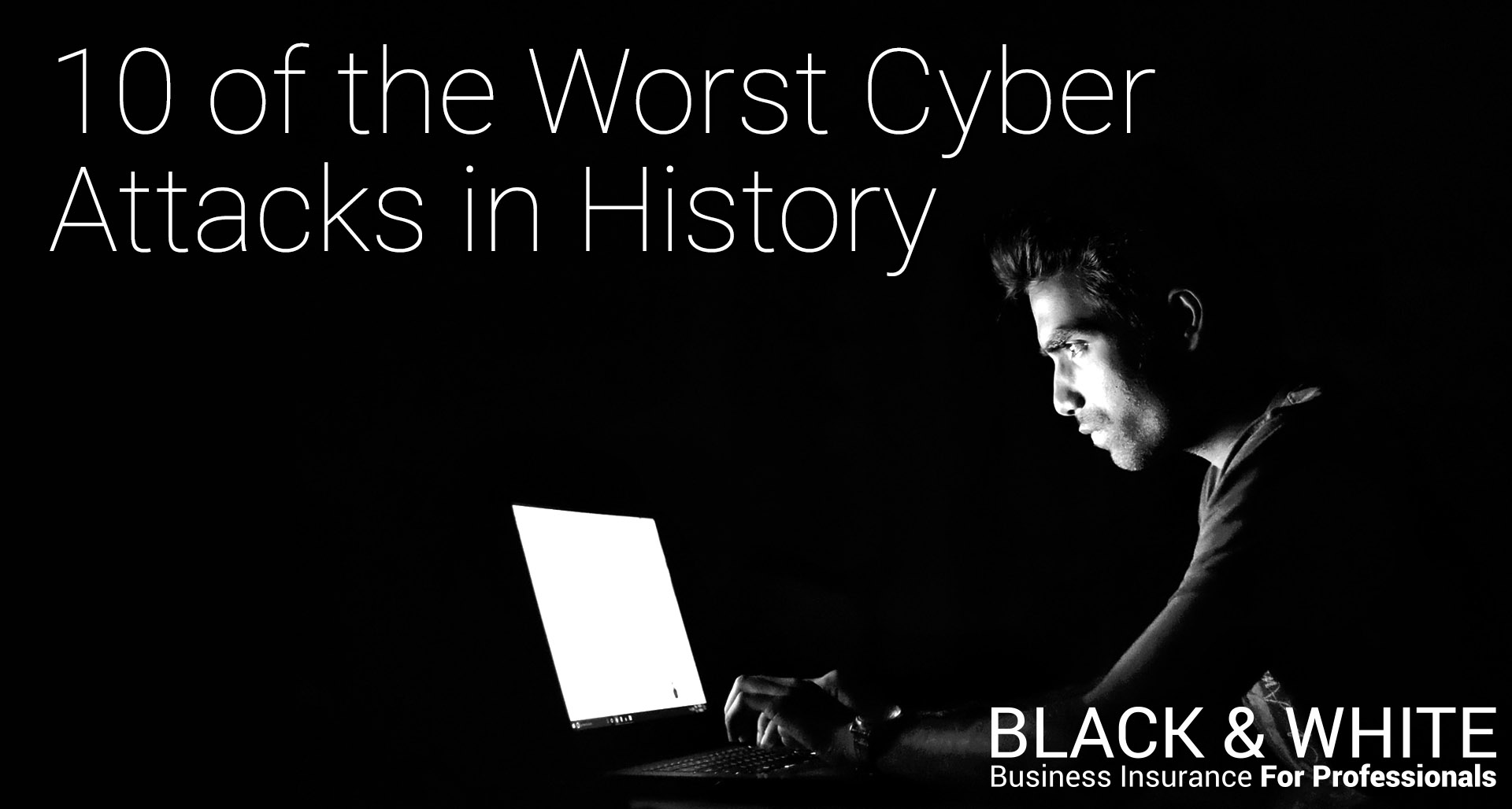 Cyber Attacks | Black and White Insurance