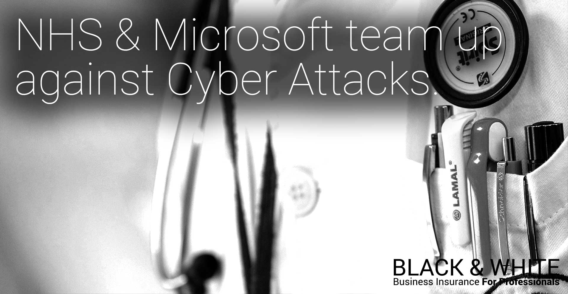 Cyber attack NHS Microsoft team up